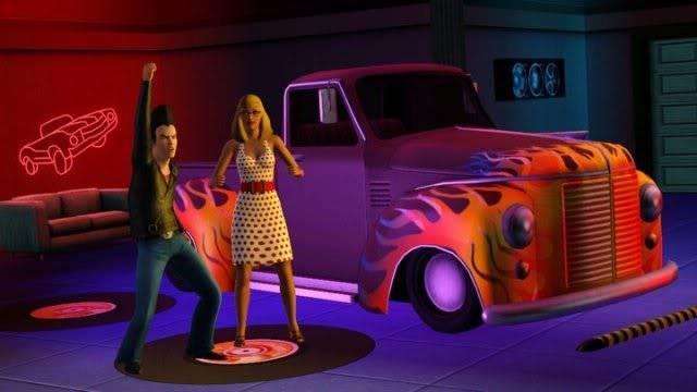 The Sims 3: Fast Lane Stuff (2010) Ed1807e0