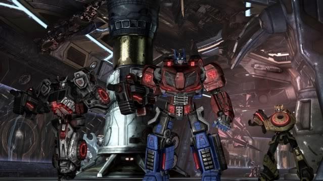 حصريآ : لعبة الاكشن المنتظرة Transformers: War For Cybertron 2010 النسخه الكامله كراك Reloaded مجربة وتعمل 100% على اكثر من سيرفر F5032f80
