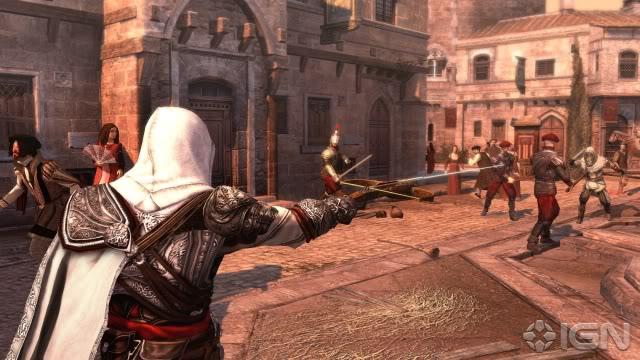 جميع اجزاء اللعبه الاسطوريه التى يعشقها الجميع والاشهر من نار على علم Assassin's Creed 05cb43cf