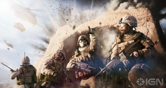 لعبه الاكشن والحروب فى افضل جزئين ليها Operation Flashpoint Dragon Rising + Red River  0e190d13
