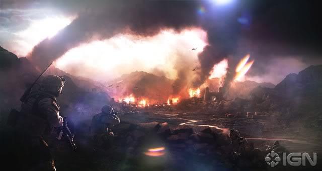 لعبه الاكشن والحروب فى افضل جزئين ليها Operation Flashpoint Dragon Rising + Red River  10b55069