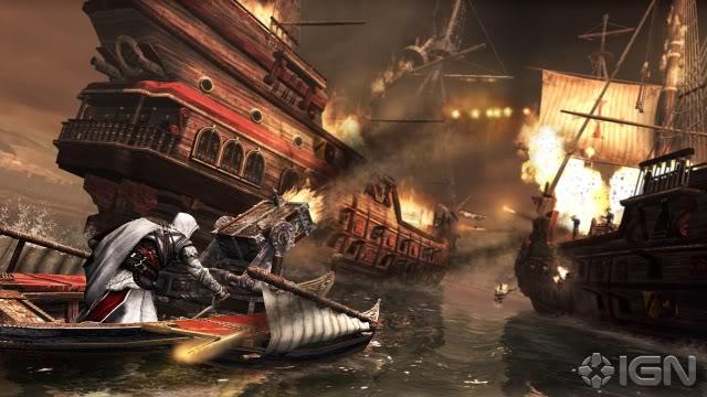 جميع اجزاء اللعبه الاسطوريه التى يعشقها الجميع والاشهر من نار على علم Assassin's Creed 190fef1a