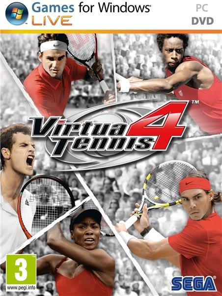 Virtua Tennis 4  33f757d5