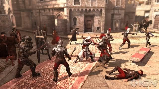 جميع اجزاء اللعبه الاسطوريه التى يعشقها الجميع والاشهر من نار على علم Assassin's Creed 5c0cb778