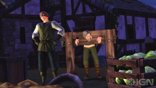 لعبة The Sims Medieval 7c2e9faa