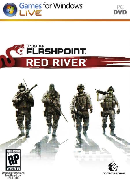 لعبه الاكشن والحروب فى افضل جزئين ليها Operation Flashpoint Dragon Rising + Red River  99a29bfe