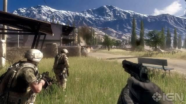 لعبه الاكشن والحروب فى افضل جزئين ليها Operation Flashpoint Dragon Rising + Red River  9f8d7d82