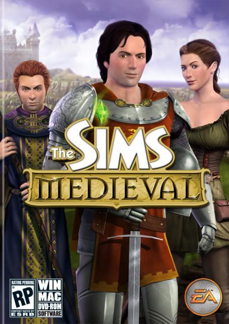 لعبة The Sims Medieval Ab21f147