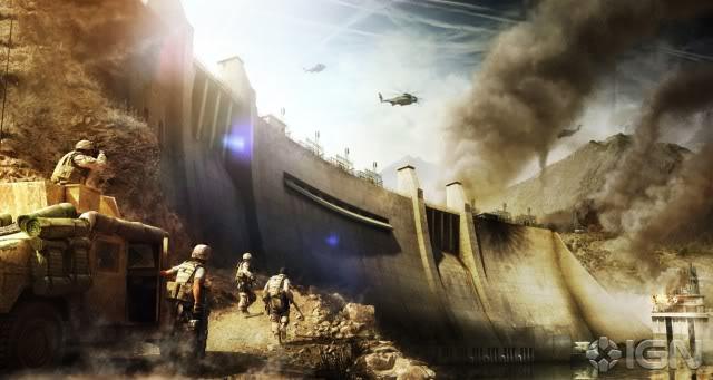 لعبه الاكشن والحروب فى افضل جزئين ليها Operation Flashpoint Dragon Rising + Red River  C3bd5bf2