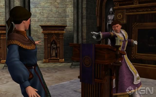 لعبة The Sims Medieval Ce89204a