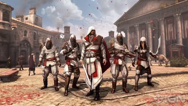جميع اجزاء اللعبه الاسطوريه التى يعشقها الجميع والاشهر من نار على علم Assassin's Creed D5c04dfe