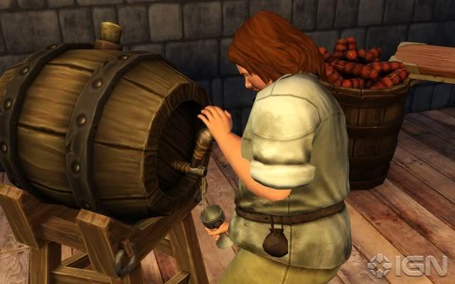 لعبة The Sims Medieval Dceff218