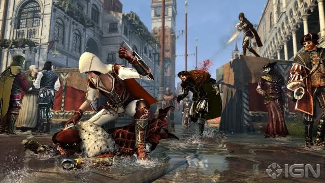 جميع اجزاء اللعبه الاسطوريه التى يعشقها الجميع والاشهر من نار على علم Assassin's Creed F79aa4aa