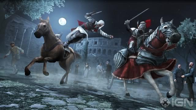 جميع اجزاء اللعبه الاسطوريه التى يعشقها الجميع والاشهر من نار على علم Assassin's Creed Ff9ef882