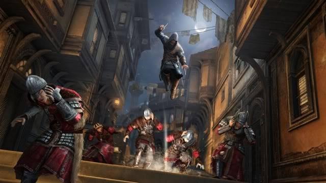 جميع اجزاء اللعبه الاسطوريه التى يعشقها الجميع والاشهر من نار على علم Assassin's Creed 0b6db3fa