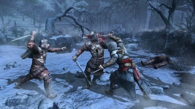 جميع اجزاء اللعبه الاسطوريه التى يعشقها الجميع والاشهر من نار على علم Assassin's Creed 18f4867d