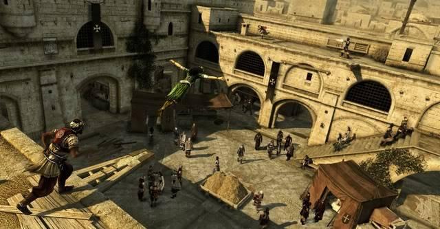 جميع اجزاء اللعبه الاسطوريه التى يعشقها الجميع والاشهر من نار على علم Assassin's Creed 1ab50d30