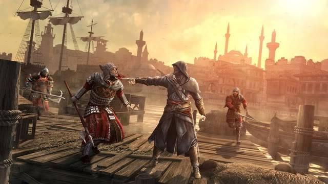 جميع اجزاء اللعبه الاسطوريه التى يعشقها الجميع والاشهر من نار على علم Assassin's Creed 5260f05f