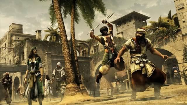 جميع اجزاء اللعبه الاسطوريه التى يعشقها الجميع والاشهر من نار على علم Assassin's Creed 6304a6c5