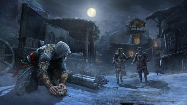 جميع اجزاء اللعبه الاسطوريه التى يعشقها الجميع والاشهر من نار على علم Assassin's Creed 6cc69f7c
