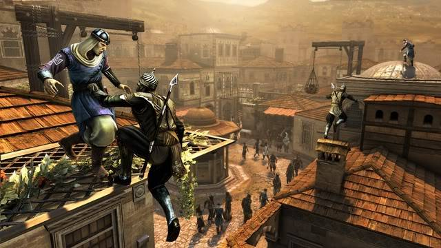 جميع اجزاء اللعبه الاسطوريه التى يعشقها الجميع والاشهر من نار على علم Assassin's Creed 75e3c557