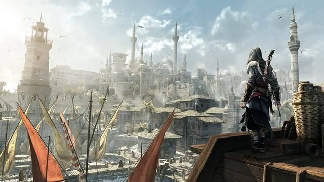 جميع اجزاء اللعبه الاسطوريه التى يعشقها الجميع والاشهر من نار على علم Assassin's Creed 86fca328