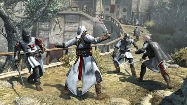 جميع اجزاء اللعبه الاسطوريه التى يعشقها الجميع والاشهر من نار على علم Assassin's Creed Afc679f8