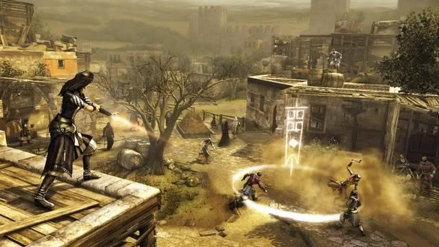 جميع اجزاء اللعبه الاسطوريه التى يعشقها الجميع والاشهر من نار على علم Assassin's Creed B66864b1