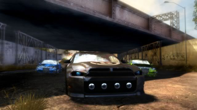 لعبه السباقات والسرعه العنيفه والمثيرة FlatOut 3 Chaos And Destruction -RELOADED  Ba43ca45