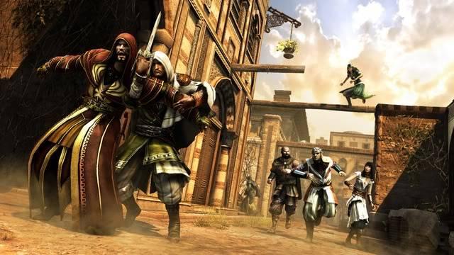 جميع اجزاء اللعبه الاسطوريه التى يعشقها الجميع والاشهر من نار على علم Assassin's Creed Da2da684