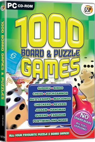1000 Board and Puzzle Games 5bbc4e8b