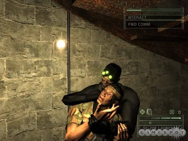 Splinter Cell 3: Chaos Theory (05) + Splinter Cell 4: Double Agent (06) / EN B6cx38
