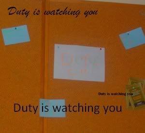 Et c'est ainsi que... [1] Dutyiswatchingyou