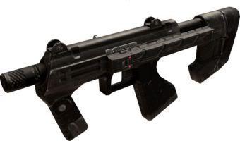 Armamento SMG