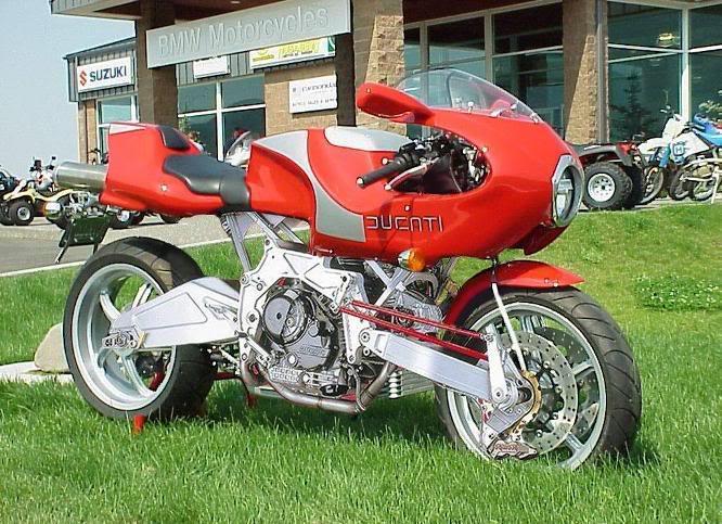 Ducati Deux soupapes Bimota_37338
