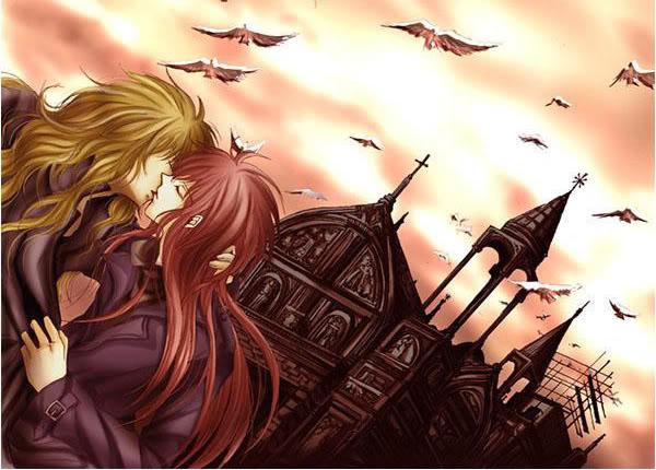 """""""Boda de Zirak y Esmeralda"""" Camus_y_Milo0612"""