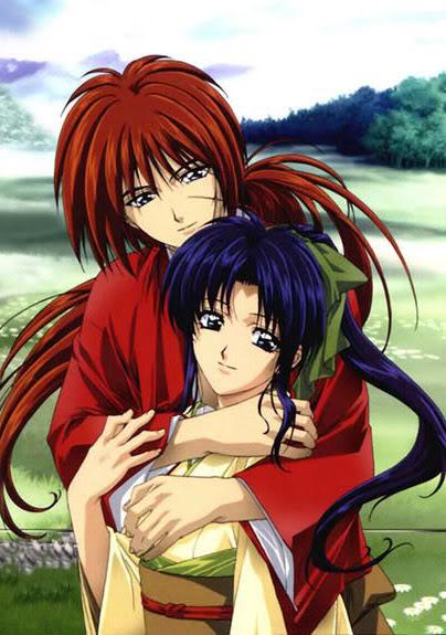 """""""Boda de Zirak y Esmeralda"""" Kenshin"""