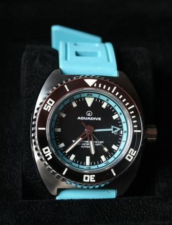 Aquadive - Bathysphere 100 GMT Turquoise - Page 2 SAM_0275
