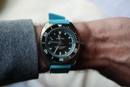 Aquadive - Bathysphere 100 GMT Turquoise - Page 2 SAM_0296