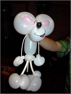 Creativity with balloons 23