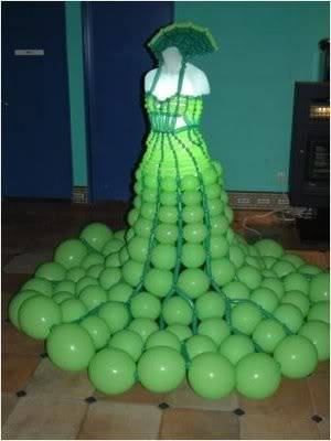 Creativity with balloons 9