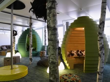 How does Google's office looks like? Google_019