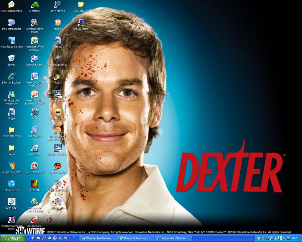 Seu desktop atual...^^ - Página 3 Imagem1