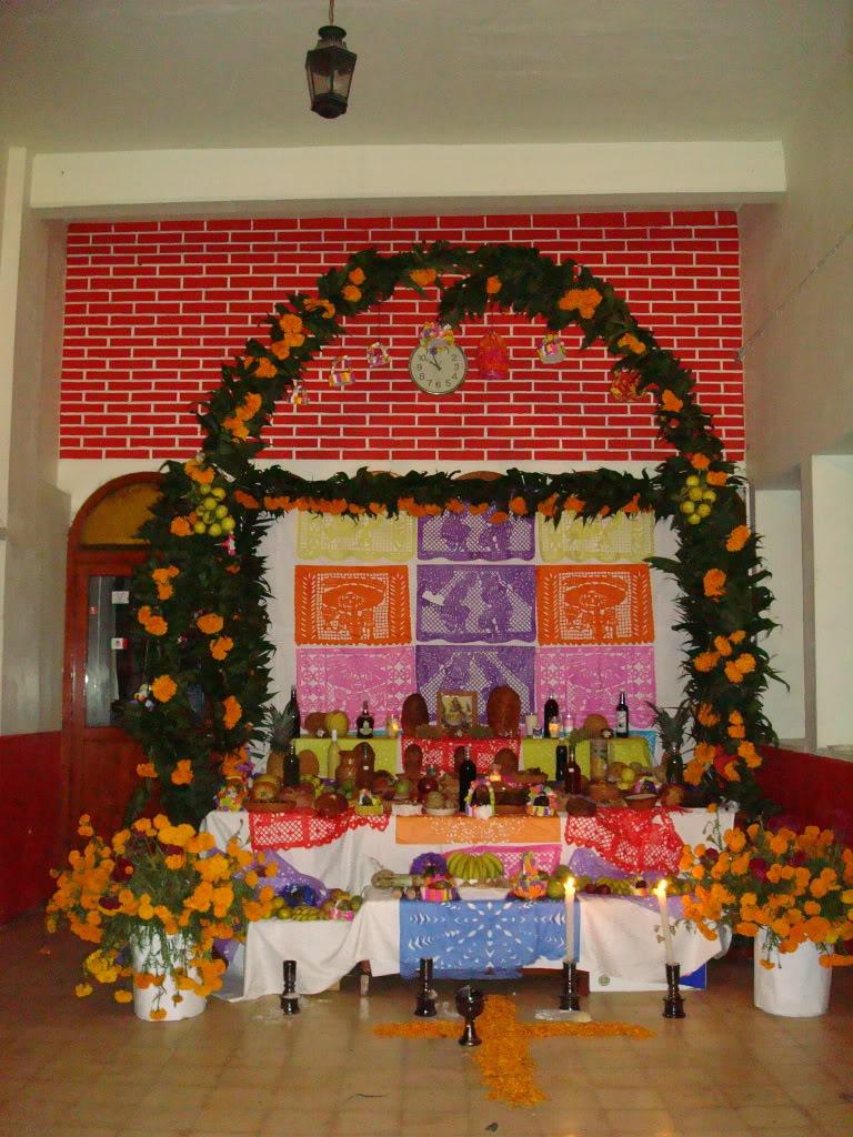 altar de Muertos Pictures, Images and Photos