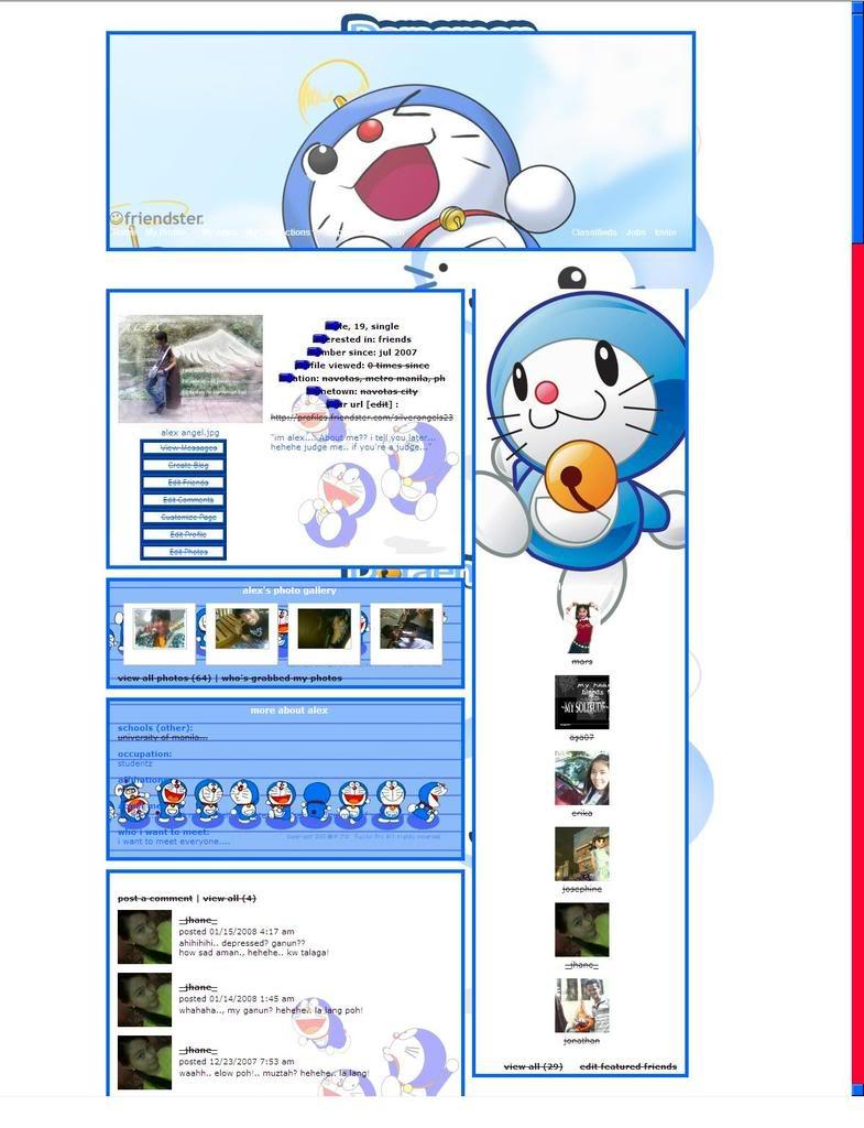SePhiMore's CoMpILLaTioN(updated) Doraemon