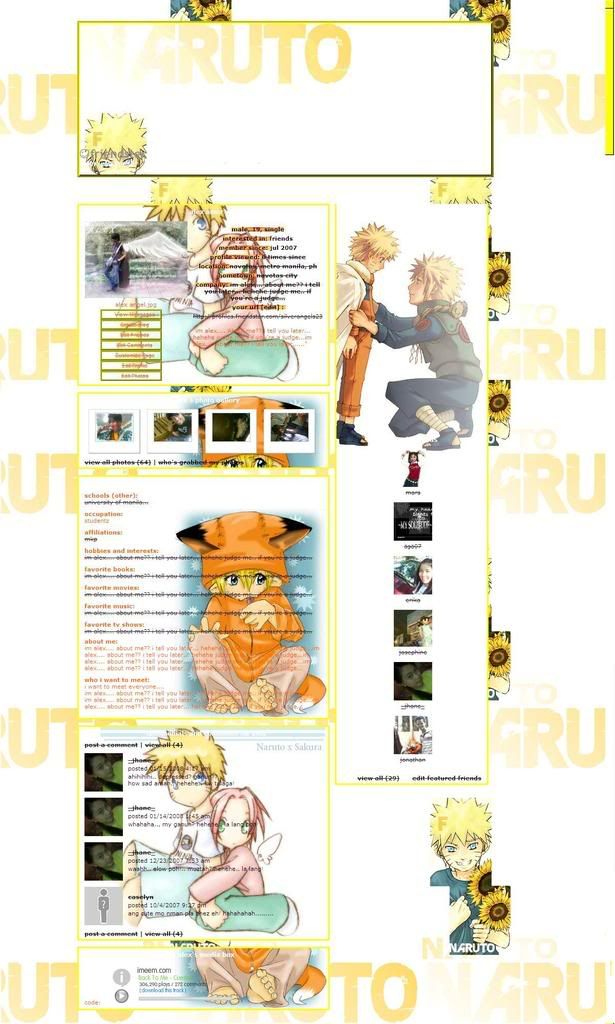 SePhiMore's CoMpILLaTioN(updated) Naruto_yellow