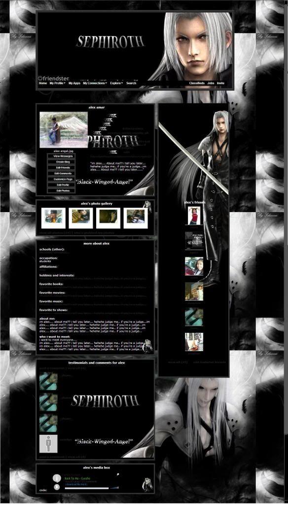 SePhiMore's CoMpILLaTioN(updated) Xxsephi