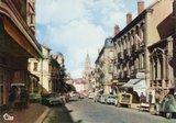 Photos et cartes postale 2cv camionnette  Th_Bourg_AvenueAlsace-Lorraine