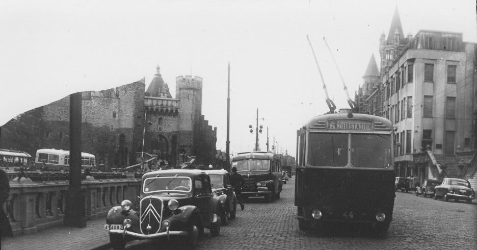 Photos anciennes Antwerpen