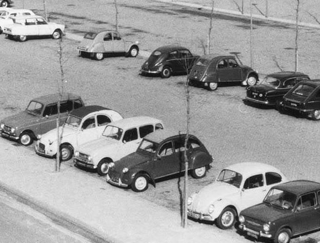 Photos anciennes ParkingBuikslotermeerAmsterdam